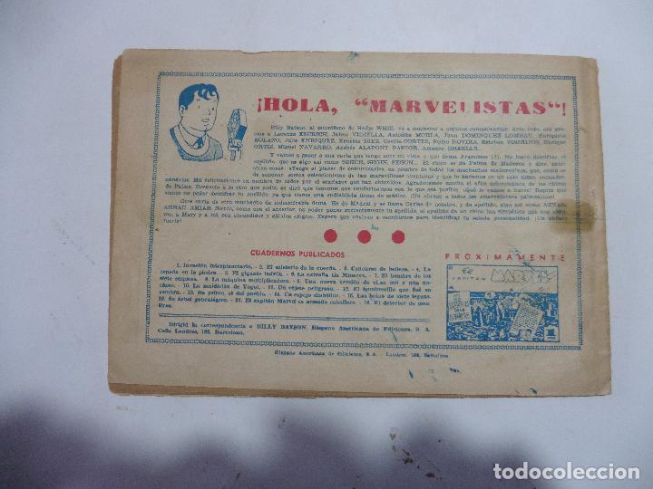 Tebeos: CAPITAN MARAVEL Nº 18 ORIGINAL - Foto 2 - 108435755