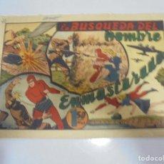 Tebeos: TEBEO. AVENTURA. LA BUSQUEDA DEL HOMBRE ENMASCARADO. Nº 62.. Lote 108704255