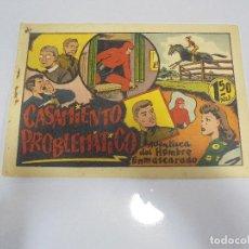 Tebeos: TEBEO. AVENTURA DEL HOMBRE ENMASCARADO. Nº 58. CASAMIENTO PROBLEMATICO. Lote 108704547