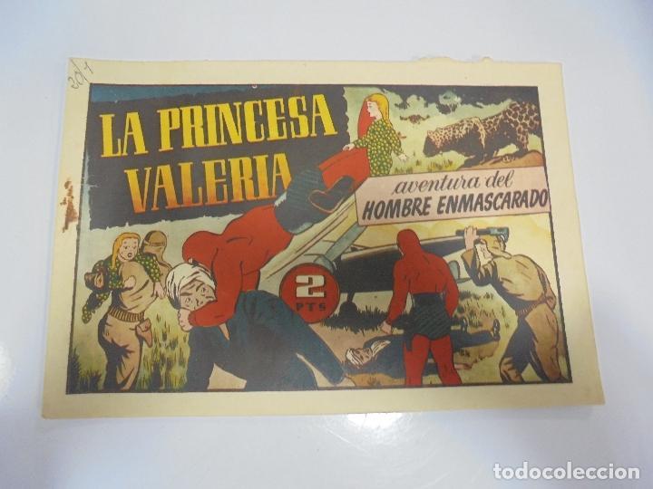 TEBEO. AVENTURA DEL HOMBRE ENMASCARADO. Nº 82. LA PRINCESA VALERIA (Tebeos y Comics - Hispano Americana - Hombre Enmascarado)