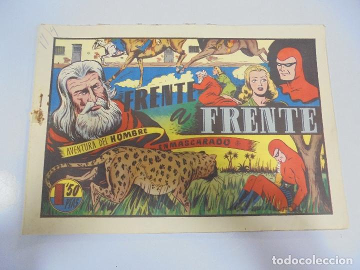 TEBEO. AVENTURA DEL HOMBRE ENMASCARADO. Nº 73. FRENTE A FRENTE (Tebeos y Comics - Hispano Americana - Hombre Enmascarado)