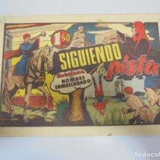Tebeos: TEBEO. AVENTURA DEL HOMBRE ENMASCARADO. Nº 72. SIGUIENDO LA PISTA. Lote 108707443