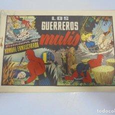 Tebeos: TEBEO. AVENTURA DEL HOMBRE ENMASCARADO. Nº 69. LOS GUERREROS MULIS. Lote 108707495