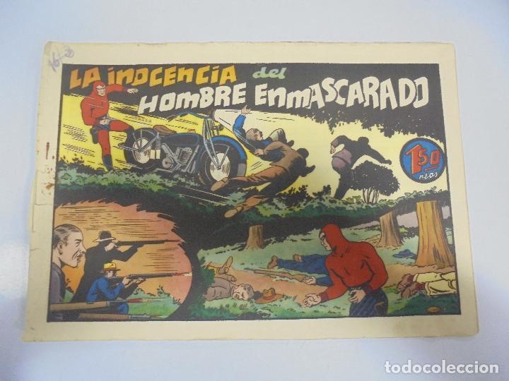 TEBEO. AVENTURA DEL HOMBRE ENMASCARADO. Nº 68. LA INOCIENCIA (Tebeos y Comics - Hispano Americana - Hombre Enmascarado)