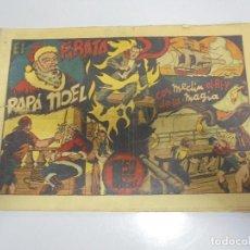 Tebeos: TEBEO. EL PIRATA PAPA NOEL CON MERLIN EL REY DE LA MAGIA. ORIGINAL. HISPANO AMERICANA DE EDICIONES. Lote 108708603