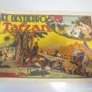Tebeos: TEBEO. EL DESTIERRO DE TARZAN. ORIGINAL. HISPANO AMERICANA DE EDICIONES. Lote 108709055