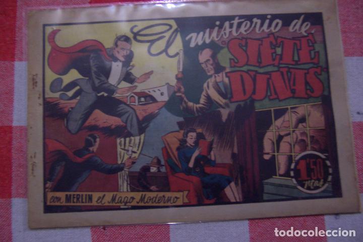 Tebeos: hispano americana, lote de merlín el mago, ver - Foto 71 - 81703172