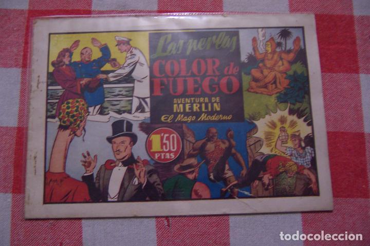 Tebeos: hispano americana, lote de merlín el mago, ver - Foto 73 - 81703172