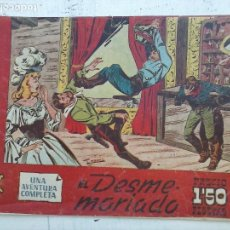 Tebeos: BUFFALO BILL ORIGINAL Nº 50 HISPANO AMERICANA 1958 - TOMAS MARCO DIBUJO. Lote 108748547