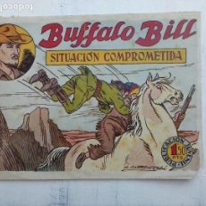 Tebeos: BUFFALO BILL ORIGINAL Nº 5 HISPANO AMERICANA 1958. Lote 108748827