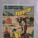 Tebeos: TEBEO. EL CASTILLO DEL TERROR. AVENTURA DEL HOMBRE ENMASCARADO. Nº 29. Lote 108878399