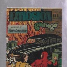 Tebeos: TEBEO. EXPLOSIONEN EL GARAGE. AVENTURA DEL HOMBRE ENMASCARADO. Nº 30. Lote 108878459