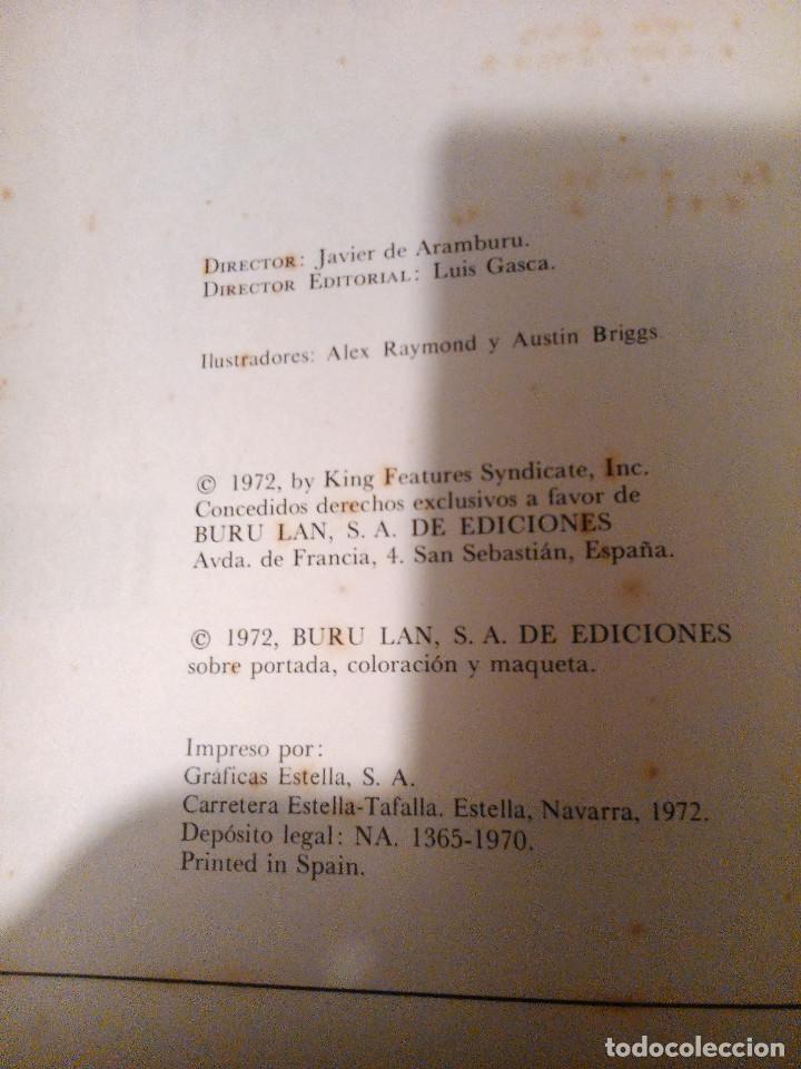Tebeos: Flash Gordon, Los hombres Selváticos - Foto 2 - 108942475