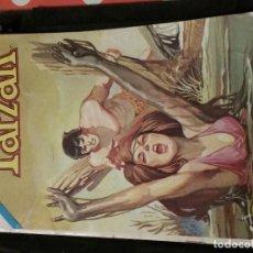 Tebeos: TARZAN.LA ACTRIZ ENAMORADA. EDGAR RICE BURROUGHS.EDITORIAL NOVARO. 1982. Lote 109198131