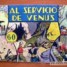 Tebeos: MARIA CORTÉS Y LA DOCTORA ALDEN, Nº 2-AL SERVICIO DE VENUS - ED. HISPANO AMERICANA 1942. Lote 109742947