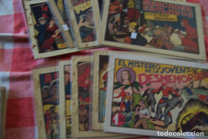 Tebeos: hispano americana, gran lote del hombre enmascarado, ver. - Foto 5 - 141162360