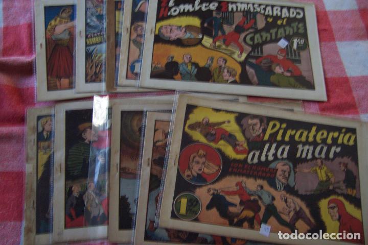 Tebeos: hispano americana, gran lote del hombre enmascarado, ver. - Foto 11 - 141162360