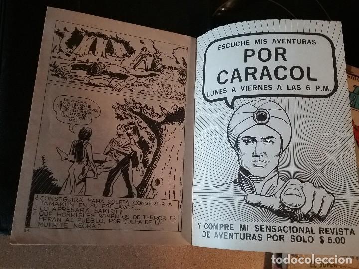 Tebeos: Comic tama?ún el vengador errante Venezuela año 2 número 89 EDITORIAL América - Foto 4 - 110291823