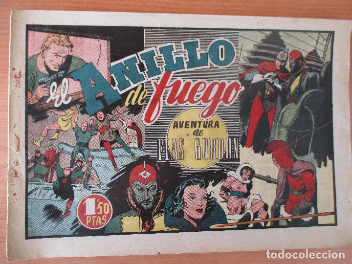 FLAS GORDON Nº 2. ORIGINAL HISPANO AMERICANA. (Tebeos y Comics - Hispano Americana - Flash Gordon)