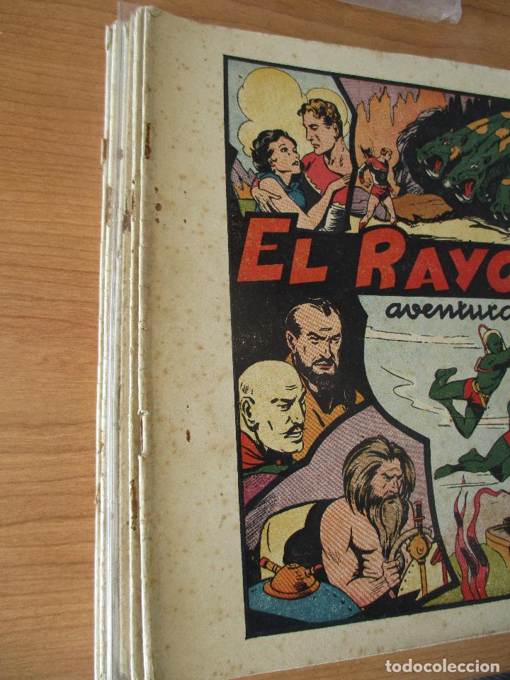 FLAS GORDON SERIE EXTRA, COMPLETA 9 CUADERNOS. ORIGINALES HISPANO AMERICANA. (Tebeos y Comics - Hispano Americana - Flash Gordon)