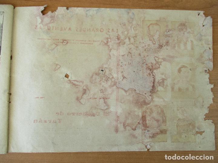 Tebeos: FLAS GORDON SERIE EXTRA, COMPLETA 9 CUADERNOS. ORIGINALES HISPANO AMERICANA. - Foto 10 - 110408247