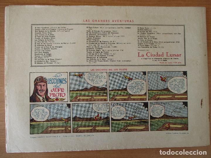 Tebeos: FLAS GORDON SERIE EXTRA, COMPLETA 9 CUADERNOS. ORIGINALES HISPANO AMERICANA. - Foto 12 - 110408247
