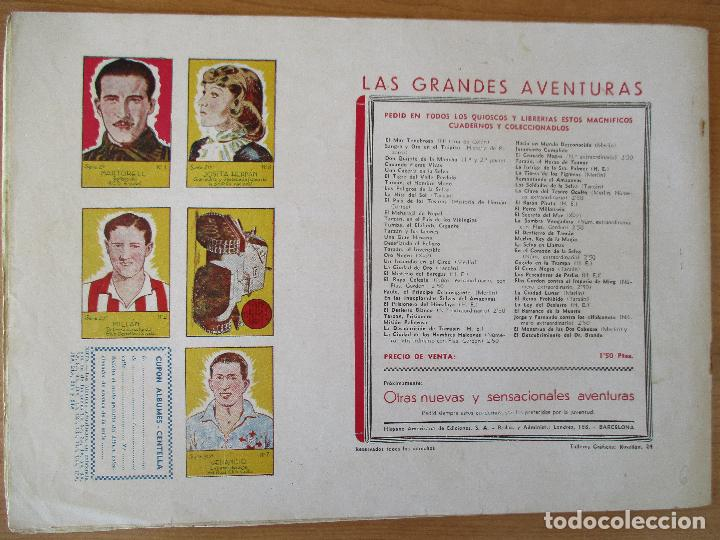 Tebeos: FLAS GORDON SERIE EXTRA, COMPLETA 9 CUADERNOS. ORIGINALES HISPANO AMERICANA. - Foto 14 - 110408247