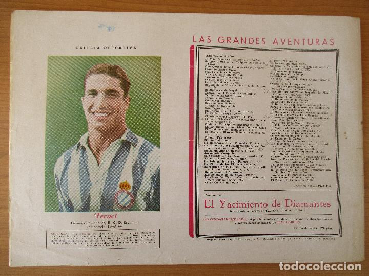 Tebeos: FLAS GORDON SERIE EXTRA, COMPLETA 9 CUADERNOS. ORIGINALES HISPANO AMERICANA. - Foto 18 - 110408247
