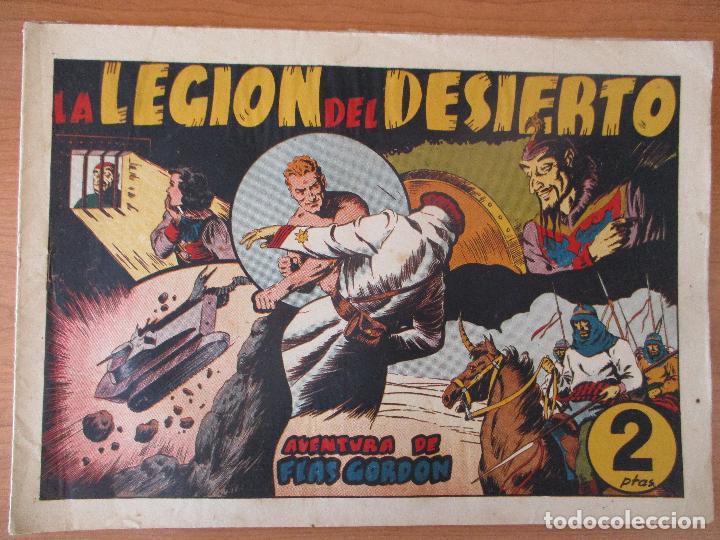 Tebeos: FLAS GORDON SERIE EXTRA, COMPLETA 9 CUADERNOS. ORIGINALES HISPANO AMERICANA. - Foto 19 - 110408247