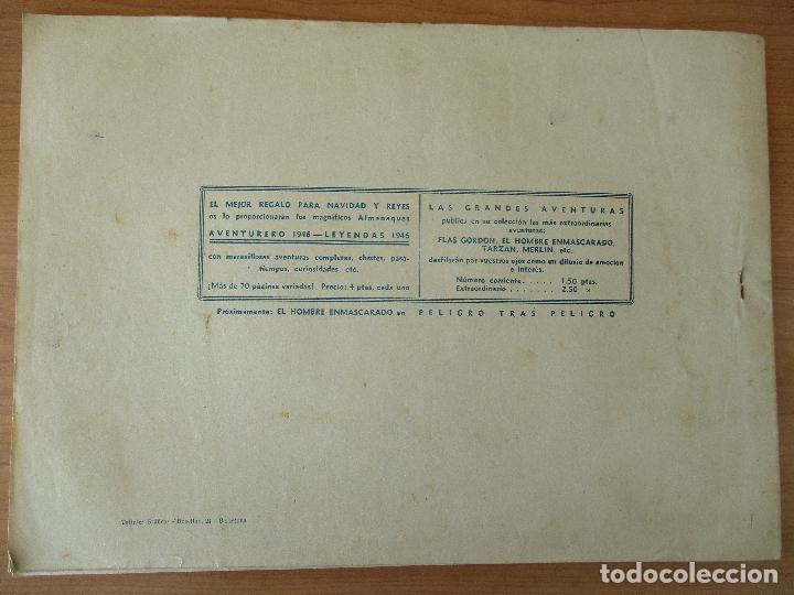 Tebeos: FLAS GORDON SERIE EXTRA, COMPLETA 9 CUADERNOS. ORIGINALES HISPANO AMERICANA. - Foto 20 - 110408247