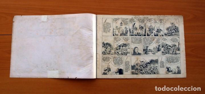 Tebeos: Las grandes aventuras - nº 11, El Reino del pasado (Jorge y Fernando) - Hispano Americana 1942 - Foto 2 - 110471915