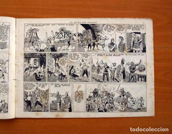 Tebeos: Las grandes aventuras - nº 11, El Reino del pasado (Jorge y Fernando) - Hispano Americana 1942 - Foto 3 - 110471915