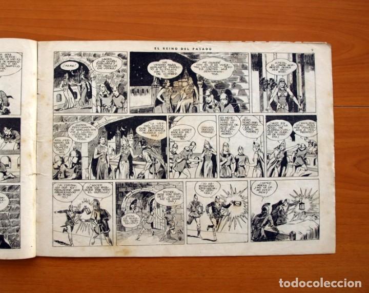 Tebeos: Las grandes aventuras - nº 11, El Reino del pasado (Jorge y Fernando) - Hispano Americana 1942 - Foto 4 - 110471915
