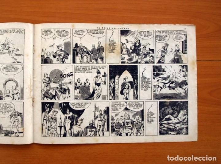 Tebeos: Las grandes aventuras - nº 11, El Reino del pasado (Jorge y Fernando) - Hispano Americana 1942 - Foto 5 - 110471915
