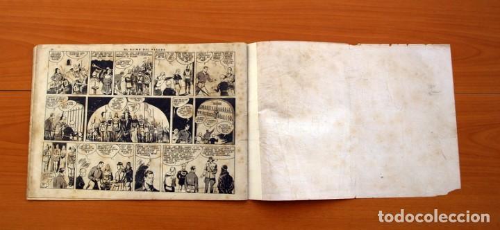 Tebeos: Las grandes aventuras - nº 11, El Reino del pasado (Jorge y Fernando) - Hispano Americana 1942 - Foto 6 - 110471915