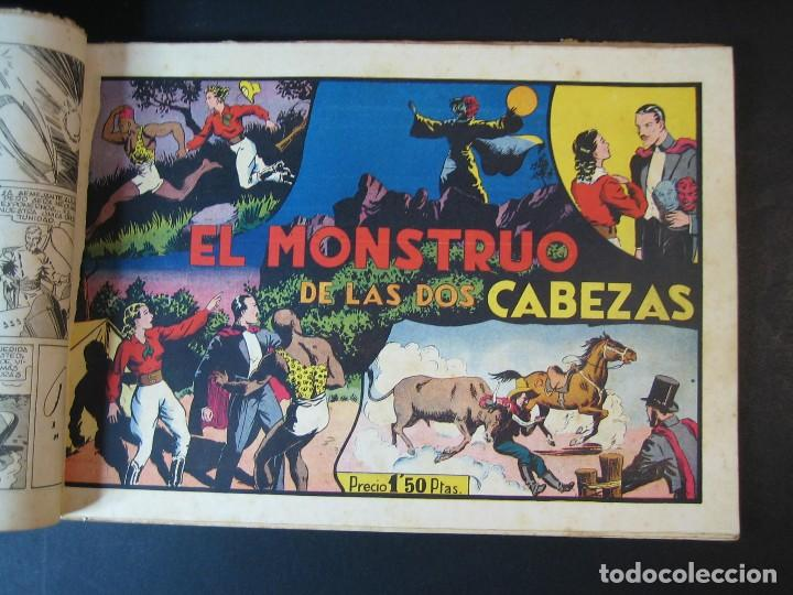 Tebeos: MERLIN (1942, HISPANO AMERICANA) LOTE Nº : 1 AL 21 - Foto 8 - 110589503