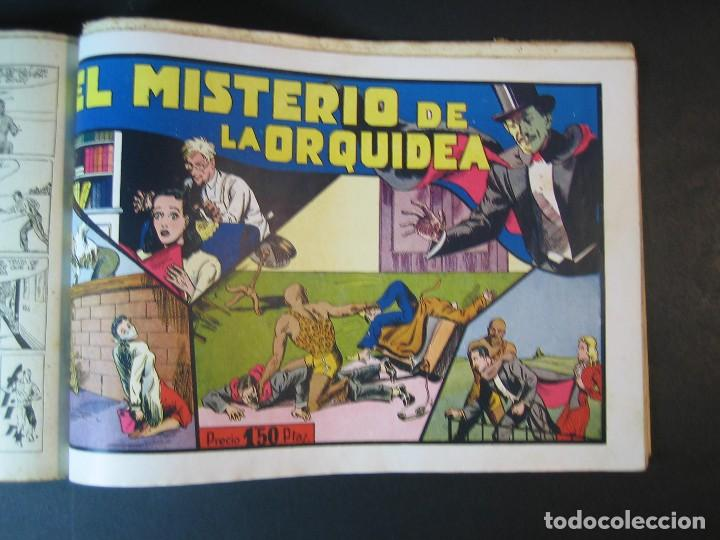 Tebeos: MERLIN (1942, HISPANO AMERICANA) LOTE Nº : 1 AL 21 - Foto 10 - 110589503