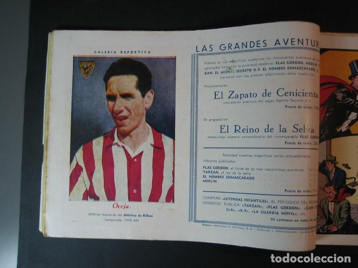 Tebeos: MERLIN (1942, HISPANO AMERICANA) LOTE Nº : 1 AL 21 - Foto 15 - 110589503