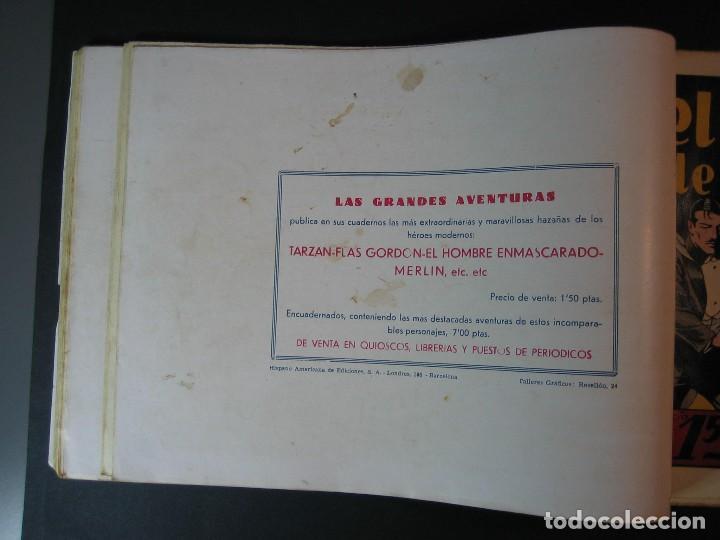 Tebeos: MERLIN (1942, HISPANO AMERICANA) LOTE Nº : 1 AL 21 - Foto 17 - 110589503