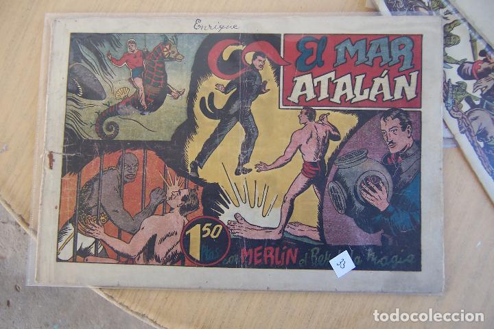 Tebeos: hispano americana, lote de merlín el mago, ver - Foto 77 - 81703172