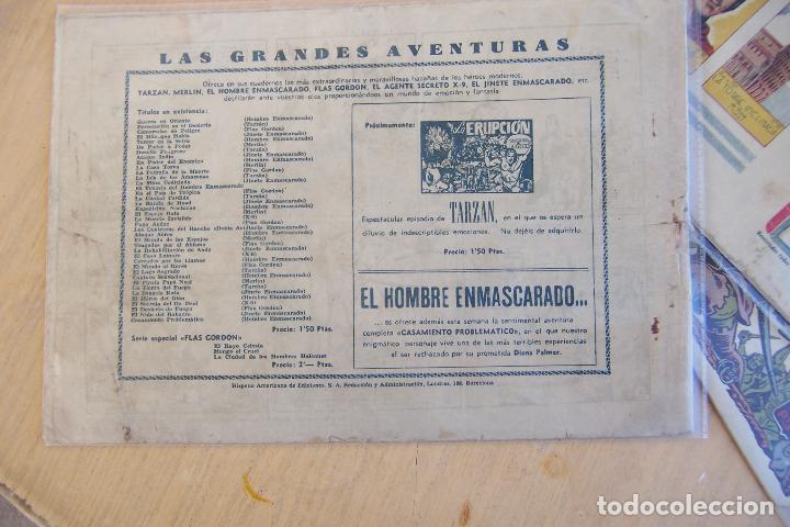 Tebeos: hispano americana, lote de merlín el mago, ver - Foto 78 - 81703172