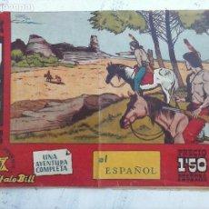 Tebeos: TIM 7 TIROS ORIGINAL Nº 89 DIFICILISIMO - HISPANO AMERICANA 1960. Lote 111540635