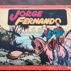 Tebeos - Jorge y Fernando. Número 1. Hispano-Americana - 111799759