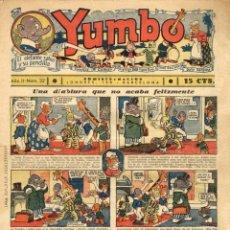 Tebeos: YUMBO-32 (HISPANO AMERICANA, 1935) CON TIM TYLER DE LYMAN YOUNG Y RADIO PATROL DE SCHMIDT Y SULLIVAN. Lote 111923795