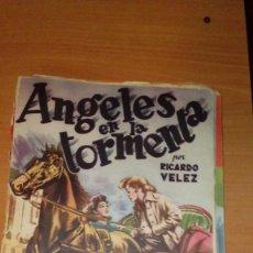 Tebeos: ANGELES EN LA TORMENTA Nº 1 AL 20 COLECCIÓN CUMBRE. Lote 112170479