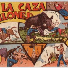 Tebeos: A LA CAZA DE MILLONES. ORIGINAL. Lote 112967204