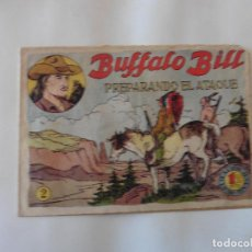 Tebeos: BUFFALO BILL Nº 2 ORIGINAL. Lote 113138423
