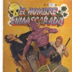 Tebeos: EL HOMBRE ENMASCARADO REX ,Y EL REY. Lote 113254411