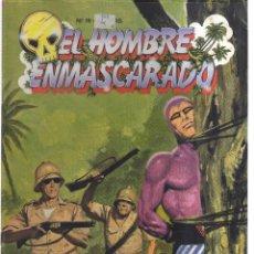 Tebeos: EL HOMBRE ENMASCARADO LOS DIAMANTES DE KEMBERLY. Lote 113254779