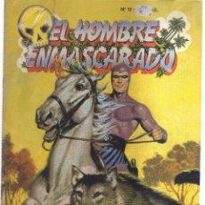 Tebeos: EL HOMBRE ENMASCARADO LOS GURUS. Lote 113255059
